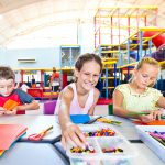Family Accommodation with Kids Club