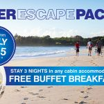 Winter Break & Breakfast Deal